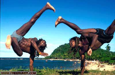 عكس ورزش كاپویرا